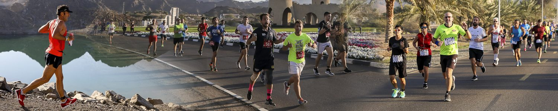 Hatta Hills Half Marathon Dubai