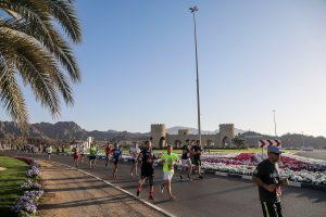 half marathon hatta hills run