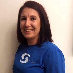 Swimming Instructor Teresa Vaghi