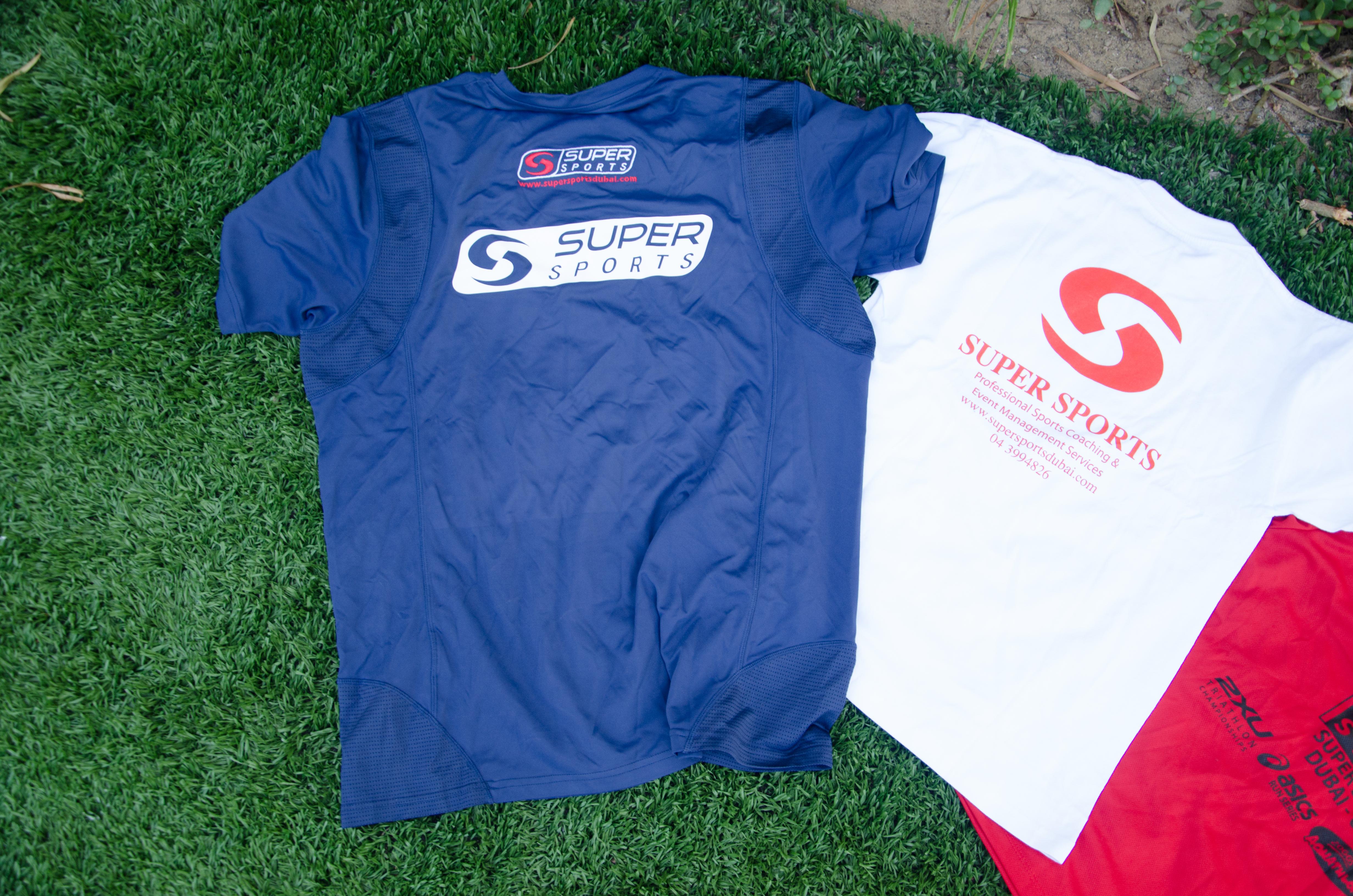 finishers Tshirt 1 race merchandise
