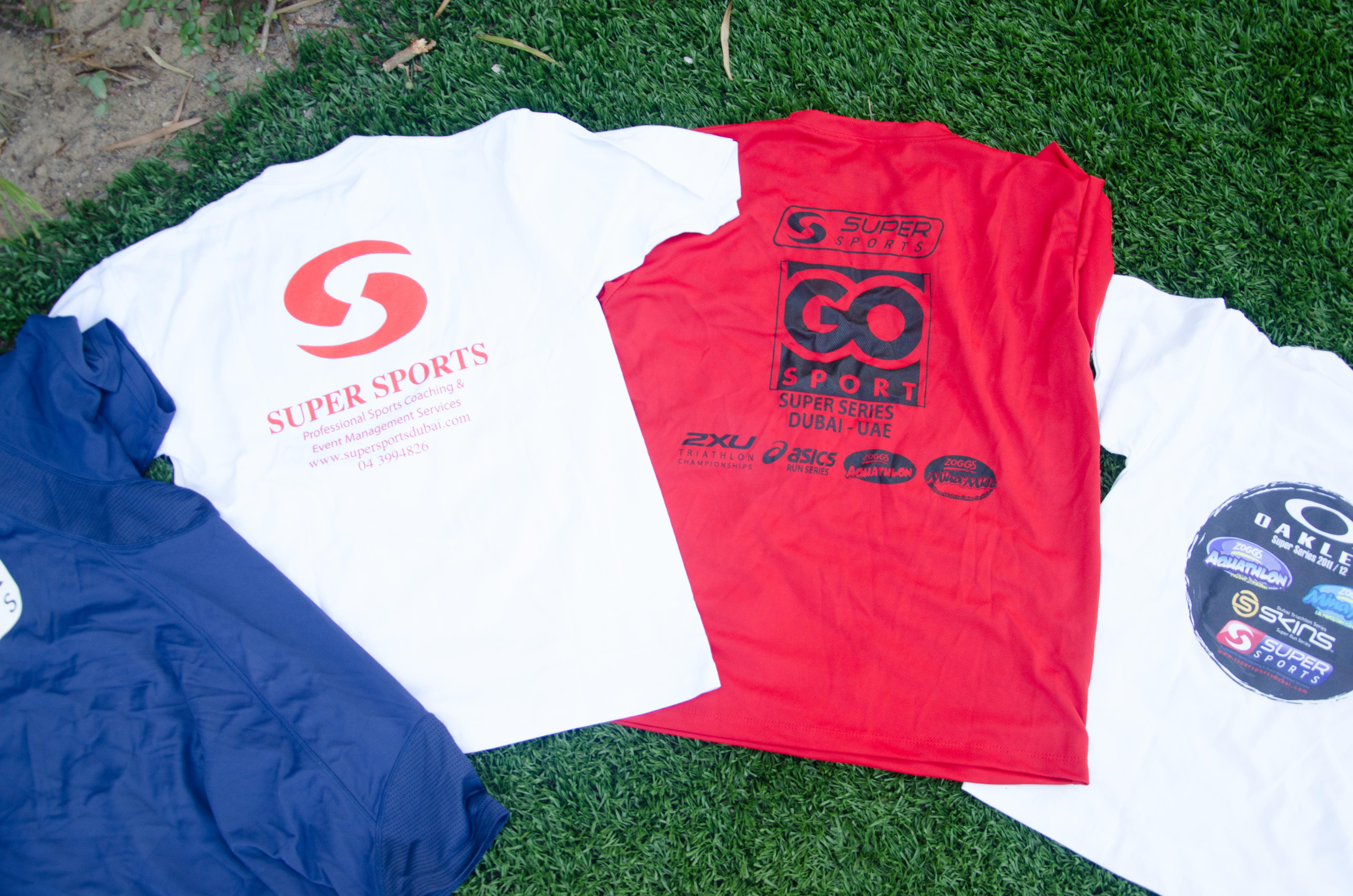 finishers Tshirt 2 race merchandise