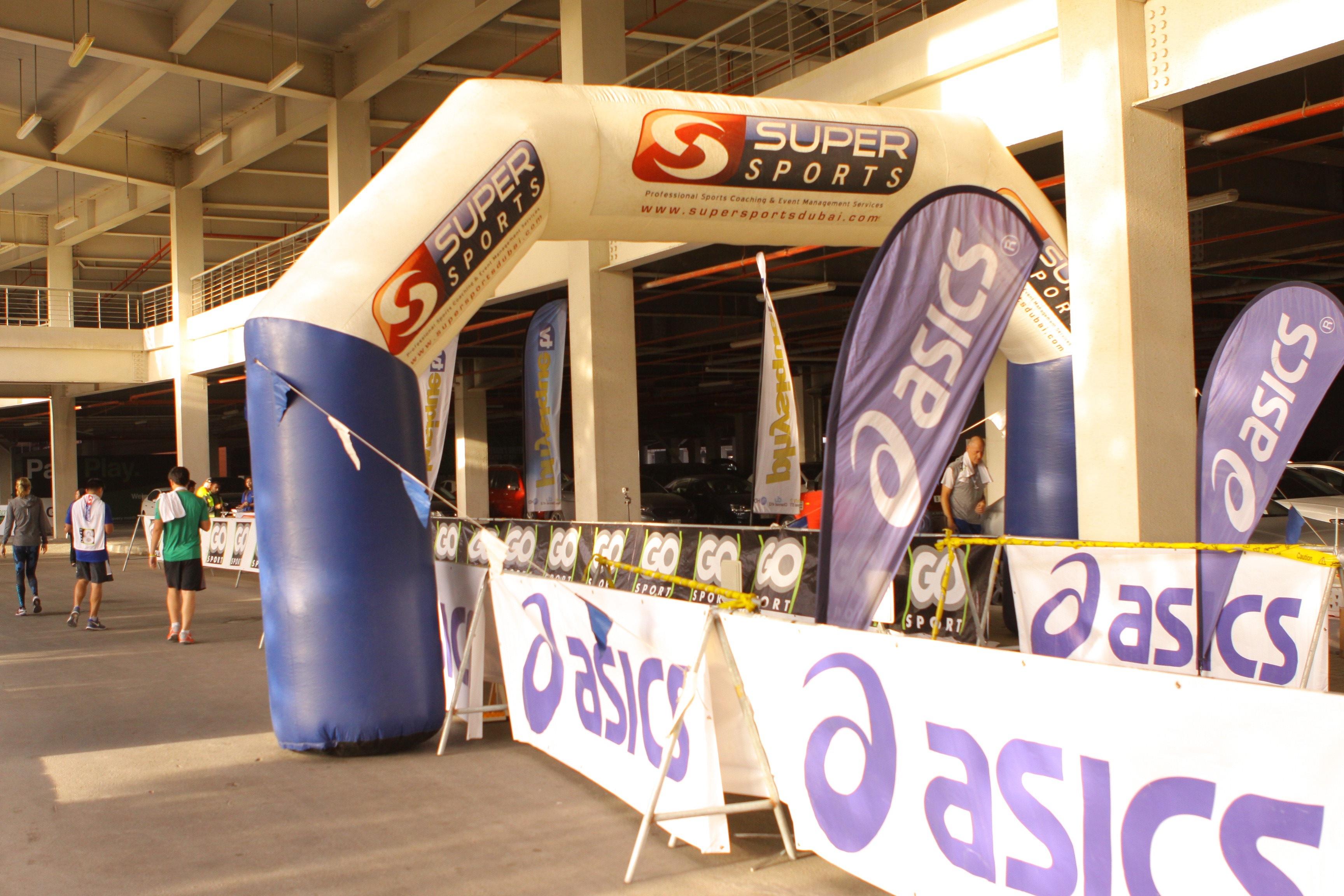 finish line race management