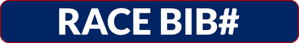 Race Bib 2019